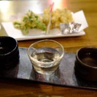 sake tasting bar