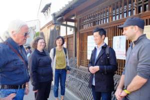 sake tour